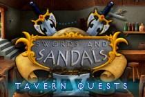 Swords and Sandals 4 - Zrzut ekranu