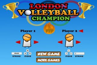 Graj w London Volleyball Champion
