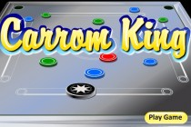Carrom King - Zrzut ekranu