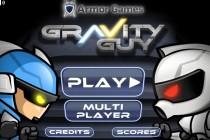 Gravity Guy - Zrzut ekranu
