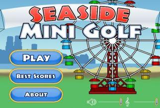Graj w Seaside Mini Golf