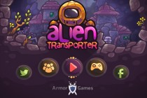 Alien Transporter - Zrzut ekranu