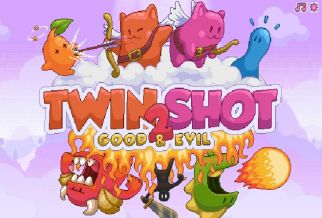 Graj w Twin Shot 2: Good & Evil