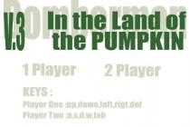 Bomberman - In the land of the Pumpkin - Zrzut ekranu