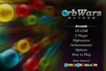 Orbwars Mayhem - Zrzut ekranu