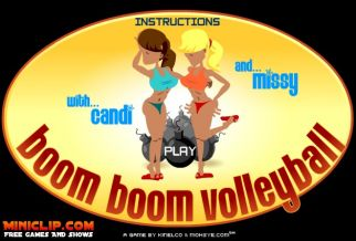 Graj w Boom Boom Volleyball