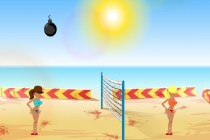 Boom Boom Volleyball - Zrzut ekranu