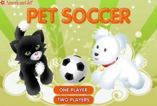 Graj w Pet Soccer