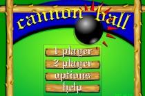 Cannon Ball - Zrzut ekranu
