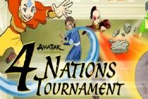 Avatar: 4 Nations Tournament - Zrzut ekranu