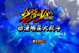 Graj w Anime Fighting Jam Wing