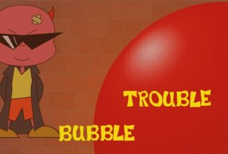 Graj w Bubble Trouble