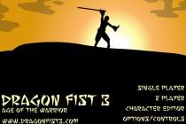 Dragon Fist 3: Age of the Warrior - Zrzut ekranu