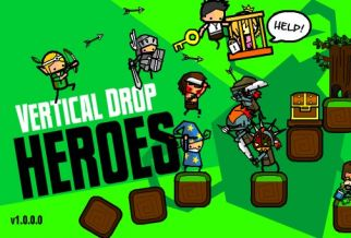 Graj w Vertical Drop Heroes