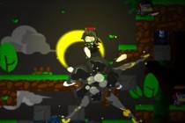 Vertical Drop Heroes - Zrzut ekranu