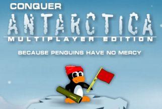 Graj w Conquer Antartica