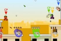 The Fight For Glorton - Zrzut ekranu