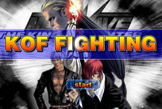 Graj w KOF Fighting