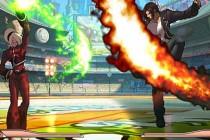 KOF Fighting - Zrzut ekranu