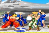 Street Fighter Flash - Zrzut ekranu