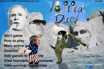 Political Duel - Zrzut ekranu