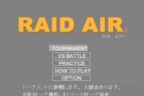 Raid Air - Zrzut ekranu