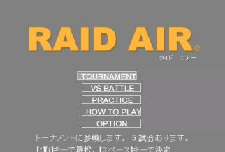 Graj w Raid Air