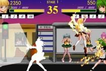 Schoolgirl Street Fighter - Zrzut ekranu