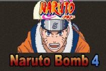 Naruto Bomb - Zrzut ekranu