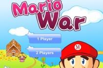 Mario War - Zrzut ekranu