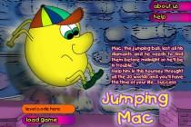 Jumping Mac - Zrzut ekranu