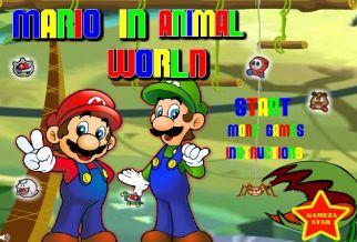 Graj w Mario i Zwierzaki