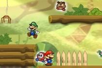Mario i Zwierzaki - Zrzut ekranu
