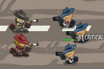 Head & Revolver - Zrzut ekranu