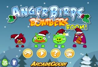 Graj w Anger Birds Bombers: Boom!