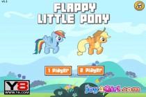 Flappy Little Pony - Zrzut ekranu