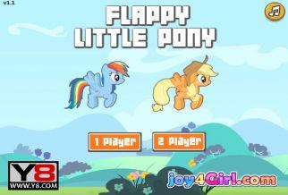 Graj w Flappy Little Pony