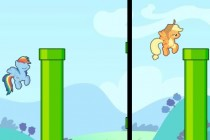 Flappy Little Pony - Zrzut ekranu