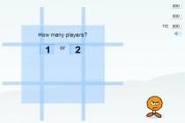 Tic Tac Toe for Kids - Zrzut ekranu