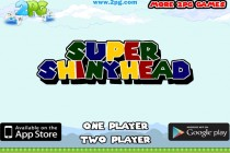 Super ShinyHead - Zrzut ekranu