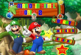 Graj w Mario i Zwierzaki 2