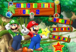 Graj w Mario In Animal World 2