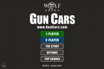 Gun Cars - Zrzut ekranu