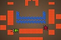 Bugs Got Guns - Zrzut ekranu