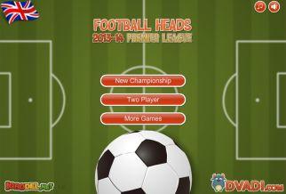 Graj w Football Heads 2013-14 Premier League