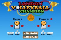 London Volleyball Champion - Zrzut ekranu