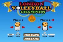 London Volleyball Champion - Zrzut ekranu