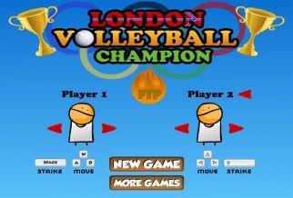 Graj w London Volleyball Champion
