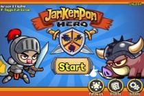 JanKenPon Hero - Zrzut ekranu