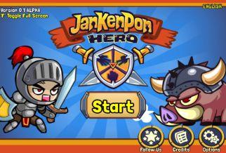 Graj w JanKenPon Hero